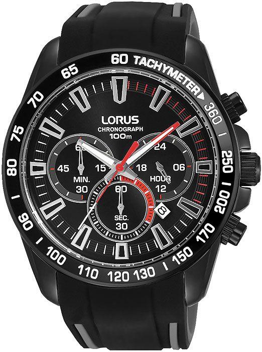 Zegarek męski Lorus Sportowe RT325FX9 - sklep internetowy www.zegarek.net