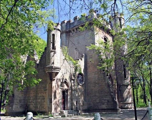 Beautiful Romania : Magic Castle,Craiova.