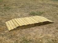 diy horse trail obstacles - Google Search