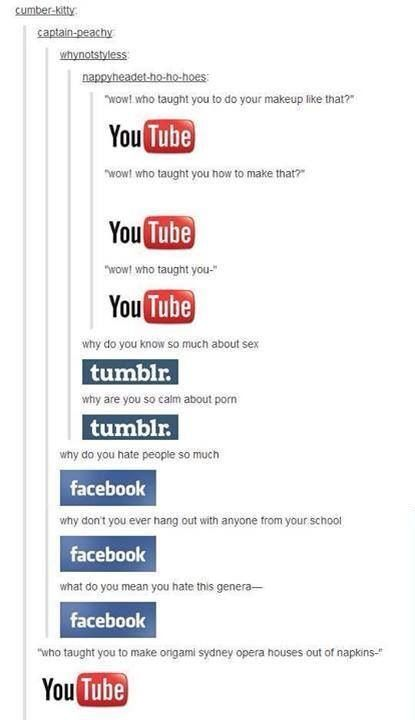 Sherlock uses Youtube, sorry, kind of inappropriate, *cough* tumblr *cough*, but the last one is so awesome.