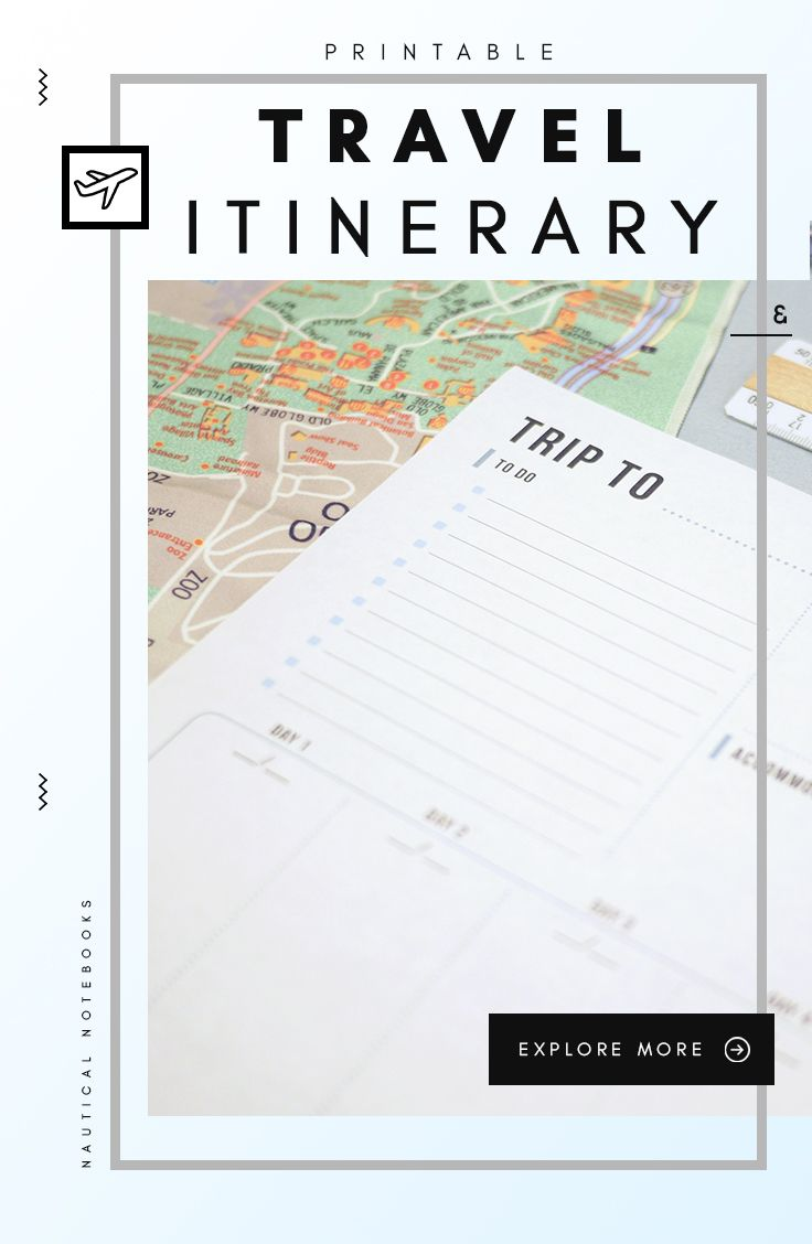 for anywhere you want to go start with this printable travel