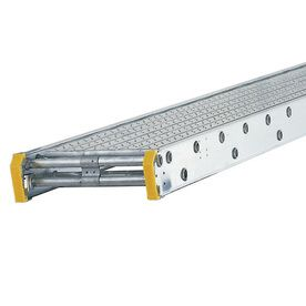 Werner 12-Ft X 4-In X 20-In Aluminum Scaffold Stage 2512