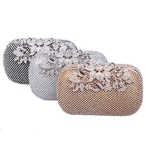 Fawziya® Flower Purses With Rhinestones Crystal Evening Clutch Bags  Evening Bags Product Features     Diamonds:Fawziya use domestic grade A diamonds,12 cutting surface,a long-lasting gloss retention,one of leader in high class diamonds.   Hardware:Fawziya using K Gold plating process,each hardware is carefully selected,no scratches,no ru ..  http://www.bestwomenbag.com/fawziya-flower-purses-with-rhinestones-crystal-evening-clutch-bags-3/