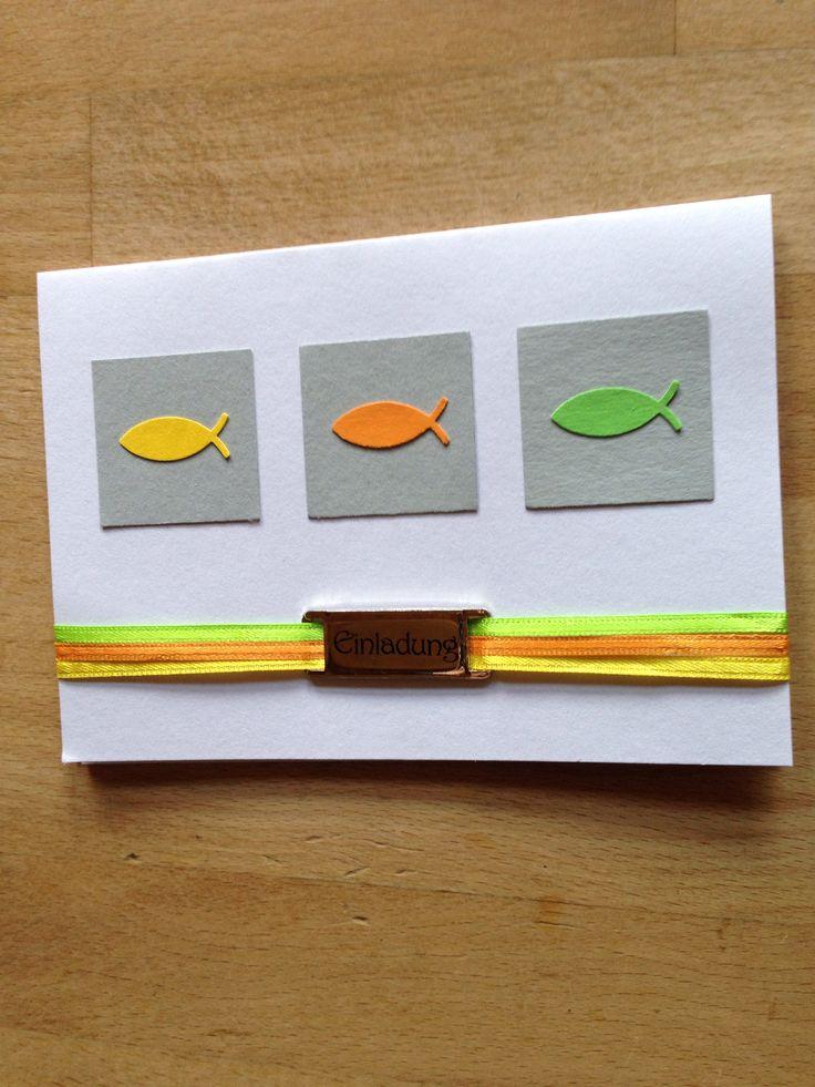 First Communion Card / Invitationcard
