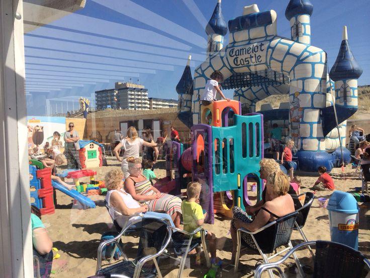 Strandspeeltuin (Strandclub Leuk, Kijkduin)