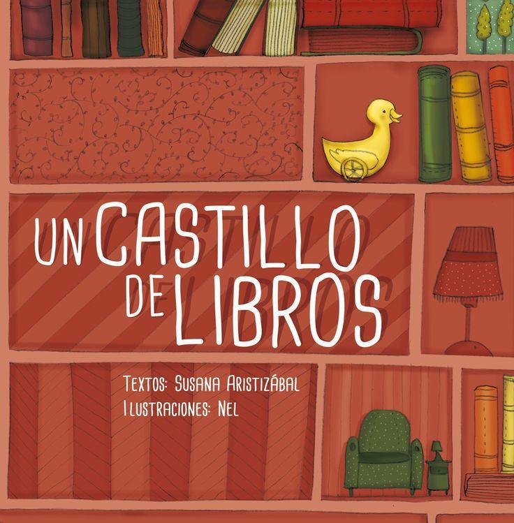 Un castillo de libros
