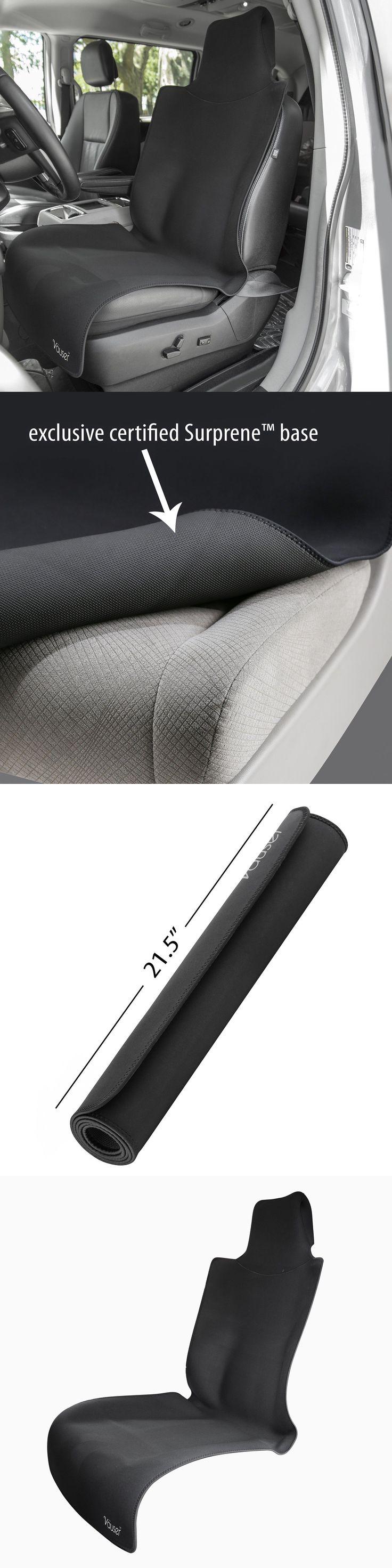 Car seat covers 117426 waterproof car seat cover durable neoprene by vauser tm universal
