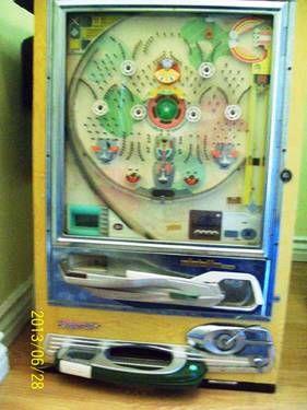Pachinko Machine Nishijin Super Dx   FOR SALE   Pinball