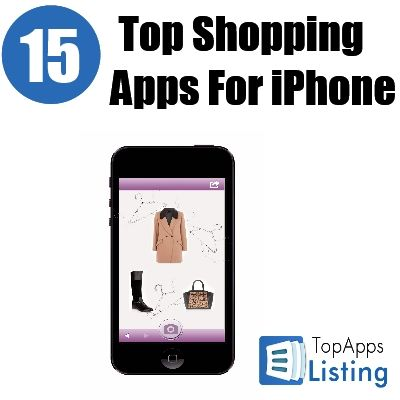 shopping apps for iphone fashion