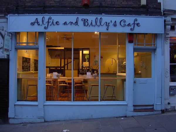 Best Coffee Shops In Shrewsbury