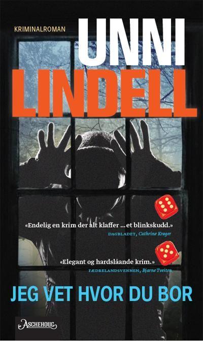 Jeg vet hvor du bor -        Unni Lindell