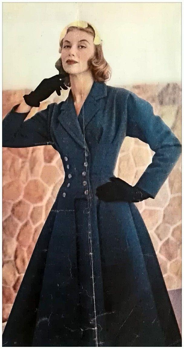 Ferdinandi Haute Couture - Rome - press 1956