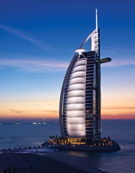 This Is The Next Best Thing To Visiting Dubai S Most Extravagant Hotel City Guide Pinterest Travel And Visit