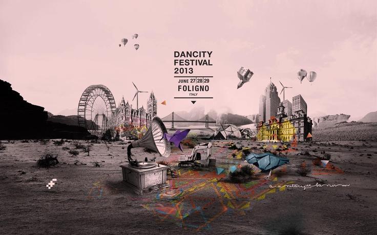 artwork we love #foligno #dancity #festival