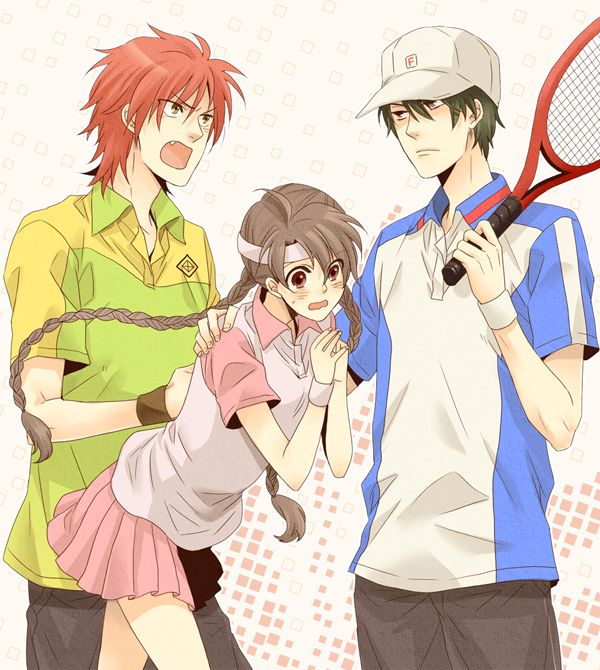20 Best Prince Of Tennis Images On Pinterest