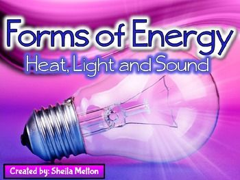 144 Best Images About Science Forms Of Energy On Pinterest