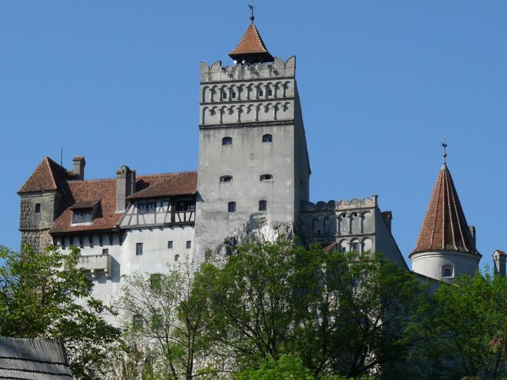 Castillo de Bran, castillo de Drácula, Bran, Brasov, Rumania