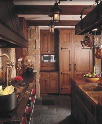 Old World Kitchen Designs - Kitchen Design Ideas