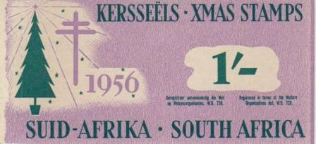 UNION SA 1956 1S CHRISTMAS BOOKLET COMPLETE