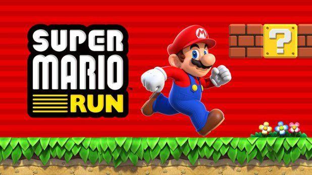 Super Mario Run ANUNCIADO
