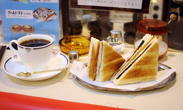 Ace cafe - Home to the famous Nori Toast.