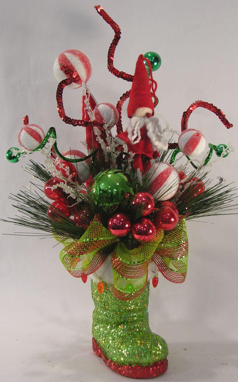 107 mejores im genes de navidad manualidades en pinterest - Navidad adornos navidenos ...