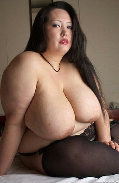 Getting a boob massage