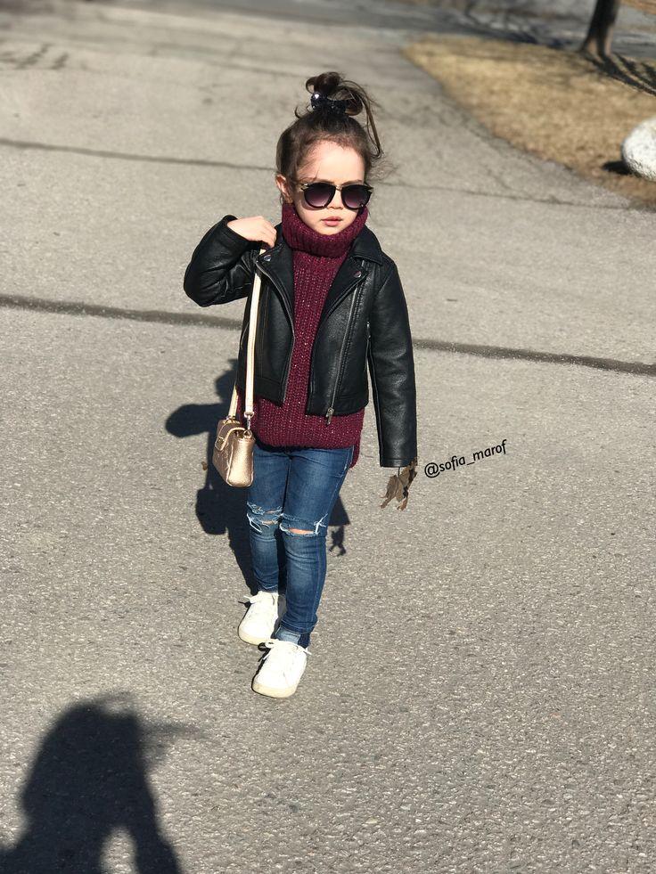 Kids style street style fashion