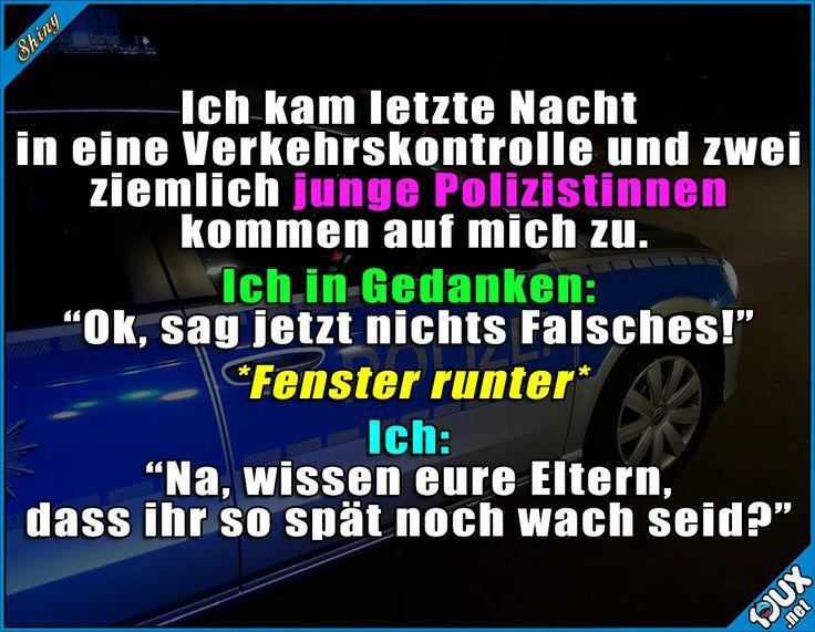 Auf mein Gehirn ist Verlass #Polizei #Witze #Polizeiwitz #Humor #lustigeSprüche #fail #lachen #Jodel #Statusbilder