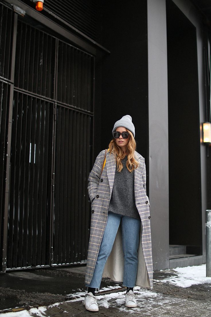 teetharejade Outfit: Checked 'n' Oversized » teetharejade