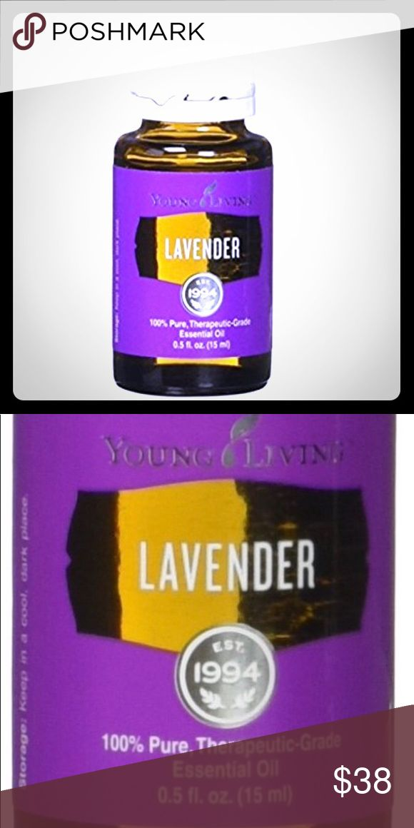 Young Living Lavender Essential Oil Young Living Lavender Essential Oil Young Living Other