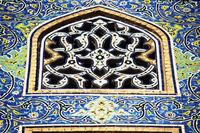 Masjed-e Sheikh Loftollah (Sheikh Loftollah Mosque), Isfahan by Fulvio's photos, via Flickr: Fulvio Photos