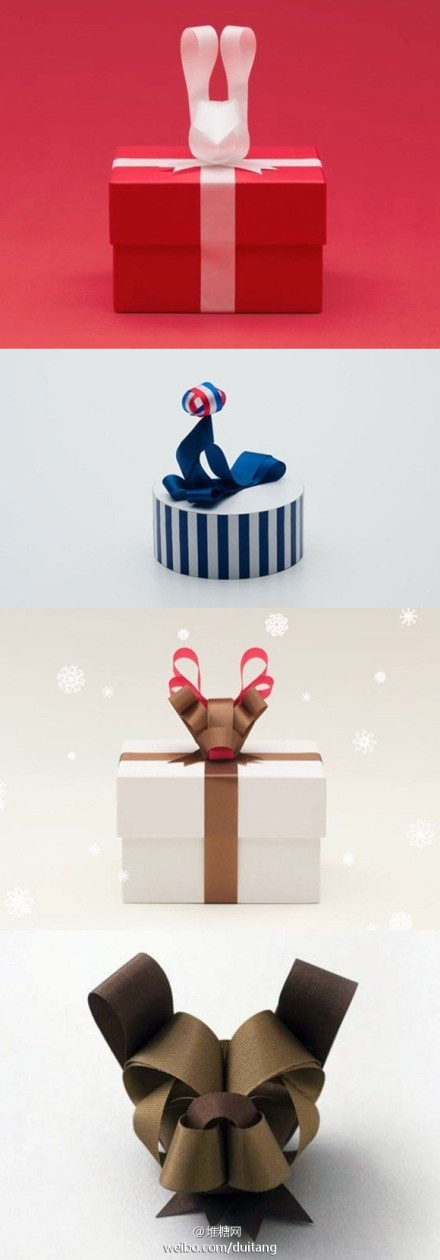 pack your gift with cute animals