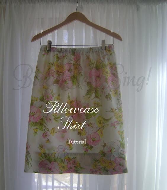 Pillowcase skirt & 107 best Skirts images on Pinterest | Puffy skirt Sew and Sewing ... pillowsntoast.com