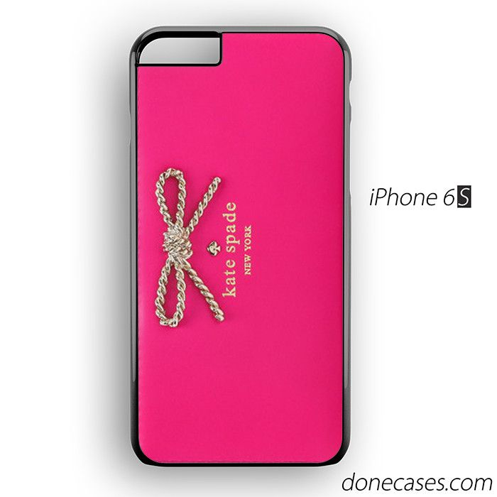 Kate Spade Pink Wallet iPhone 6 / 6S Case will create premium style to your phone. Materials are from durable hard plastic or silicone rubber cases, available in black and white color. Our case makers