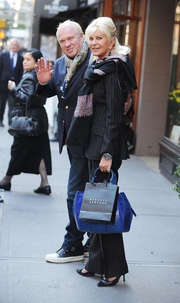 Ivana Trump in New York
