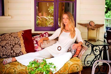Bodypeace bamboo clothing. Elegant and comfortable bamboo clothing. palazzo pants, belt. www.bodypeacebamboo.com
