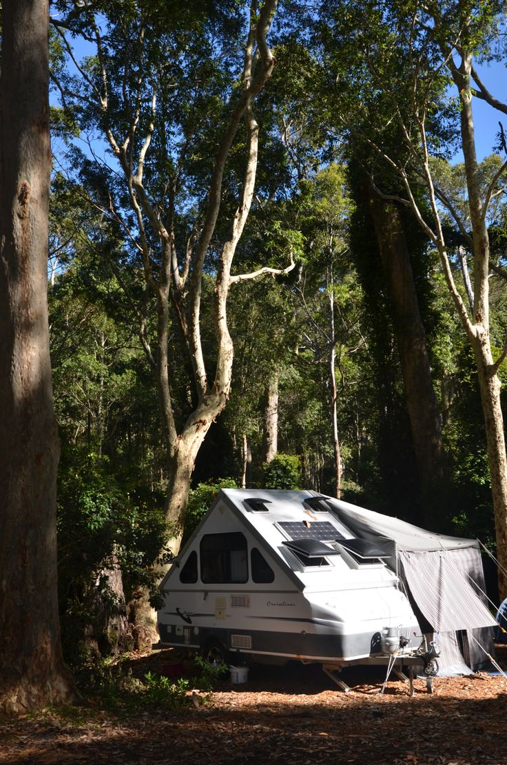 Bush camping Depot beach- NSW South Coast