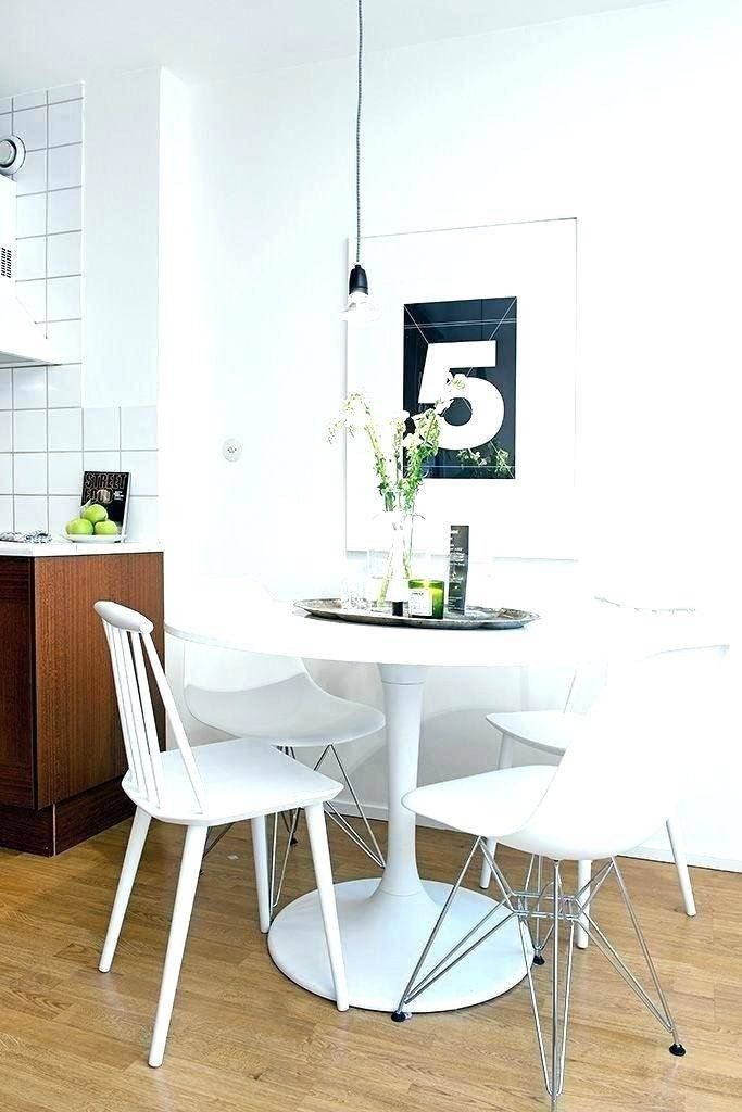 Kitchen Sets For Small Space Fresh Apartments Dining Room Sets For Small Apartment Table Ideas In 2020 Apartment Dining Room Small Apartment Interior Round Dining Room
