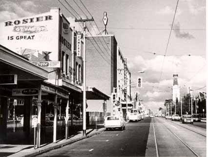 The Golden Bowl Camberwell 1974.