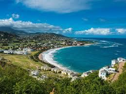 St. Kitts, Caribbean Stayed there a few years ago. Very happy people!