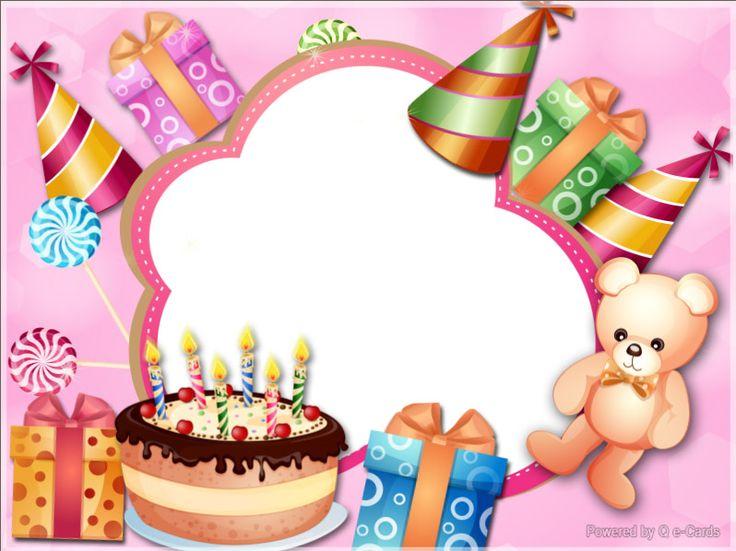 Birthday eCard – For Kid