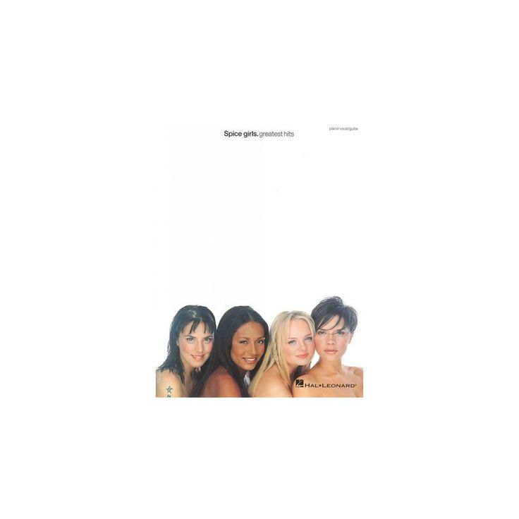 Spice Girls Greatest Hits (Paperback)