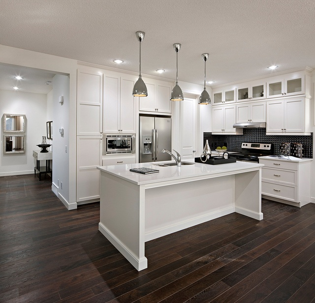 44 Best White Appliances Images On Pinterest: 1000+ Ideas About All White Kitchen On Pinterest
