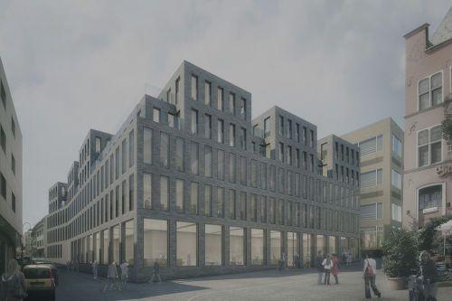 Georg - Scheel - Wetzel Architekten · Expansion of Wallraf-Richartz-Museums