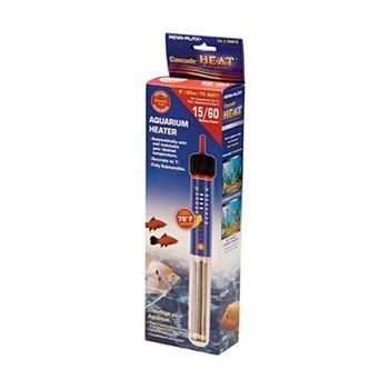 Penn Plax Cascade 75 Watt Submersible Aquarium Heater