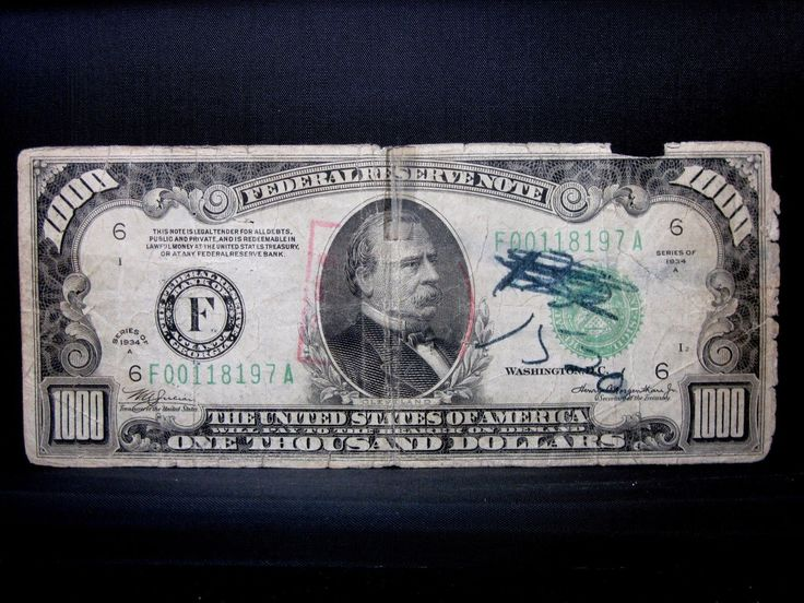 #New post #1934-A $1000 FEDERAL RESERVE NOTE ✪ VG VERY GOOD ✪ L@@K NOW F ATLANTA ◢EDELMANS◣  http://i.ebayimg.com/images/g/8iUAAOSwCU1YwGF1/s-l1600.jpg      Item specifics     Denomination:   $1000       1934-A $1000 FEDERAL RESERVE NOTE ✪ VG VERY GOOD ✪ L@@K NOW F ATLANTA ◢EDELMANS◣  Price : 1,395.00  Ends on : 4 weeks  View on eBay  Post ID is empty in Rating Form ID 1 https://www.shopnet.one/1934-a-1000-federal-re