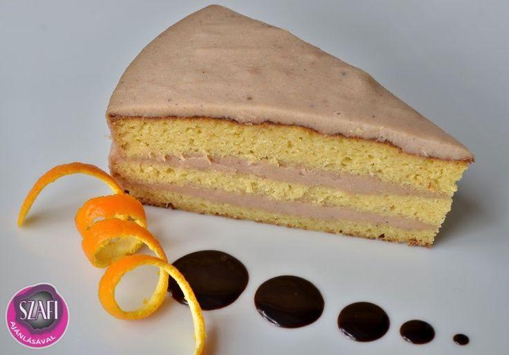 Paleo piskóta és torta recept többféle krém variációval (narancsos…