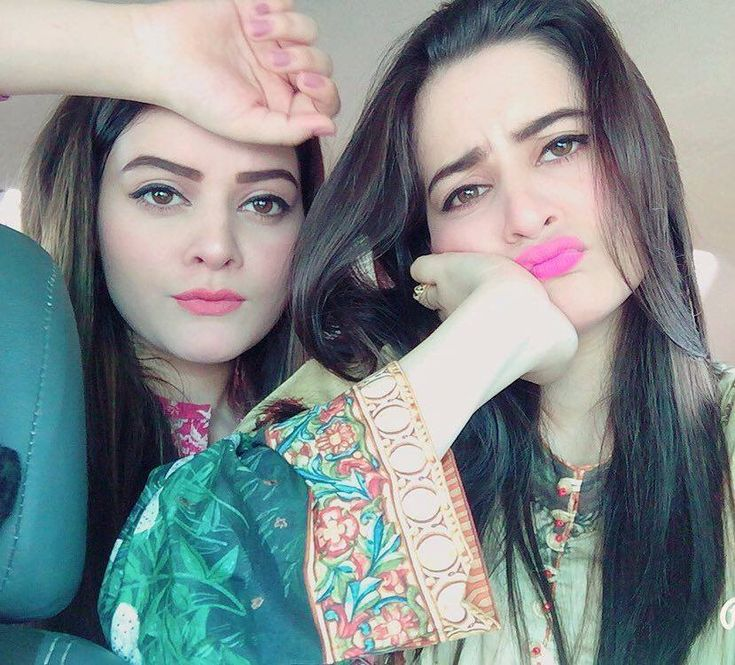 Minal And Aiman Khan