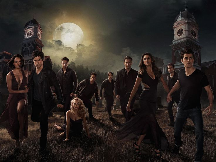 Which Vampire Diaries Character Are You? | POPSUGAR Entertainment